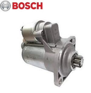 STARTER MOTOR 12V BOSCH USE FOR ALL TY 1 2 3 & AUTOMATIC